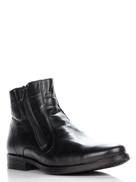 Ботинки черные Lider club 2840134