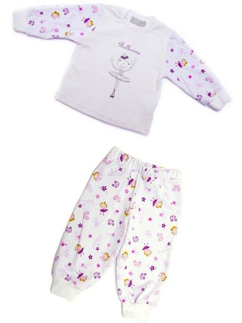 Піжама: джемпер і штани Kids Couture 2848827