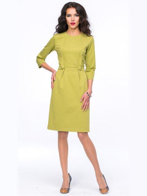 Платье оливкового цвета Jet 2848877