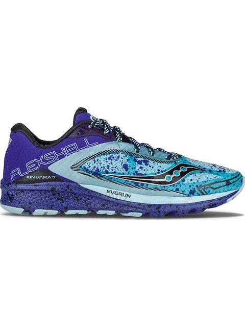 Кросівки синьо-блакитні Kinvara 7 Runshield SAUCONY 2850237