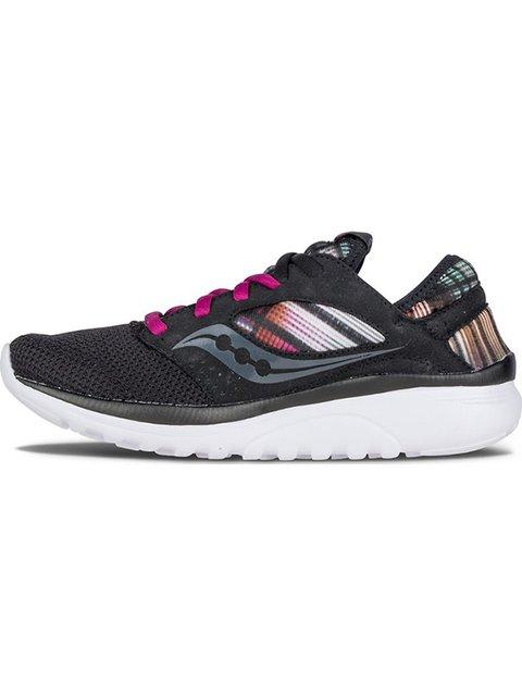 Кросівки чорні Kineta Relay SAUCONY 2850249