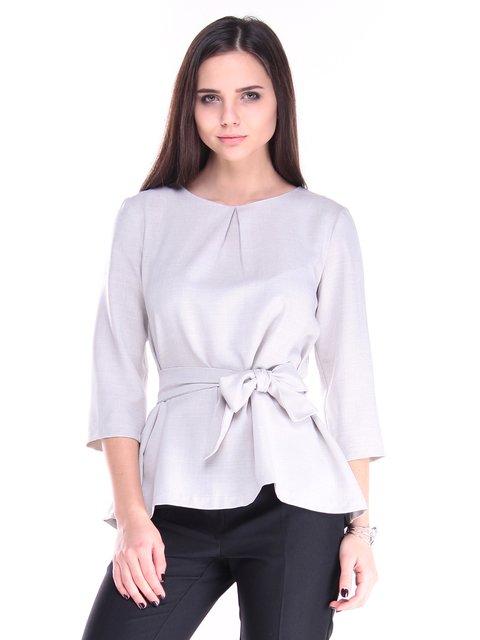 Блуза белая Rebecca Tatti 2852984