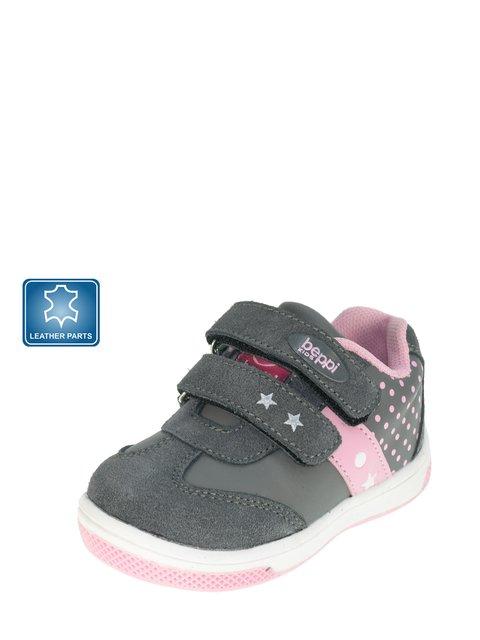 Туфли серые Beppi 2852456
