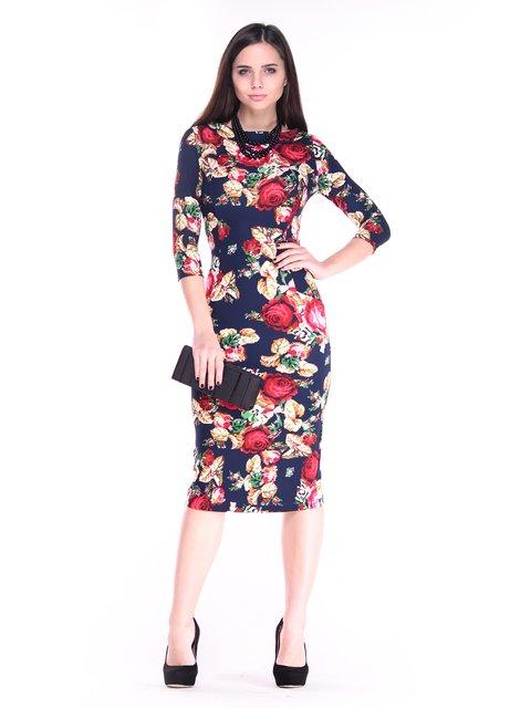 Сукня в квітковий принт Laura Bettini 2849558