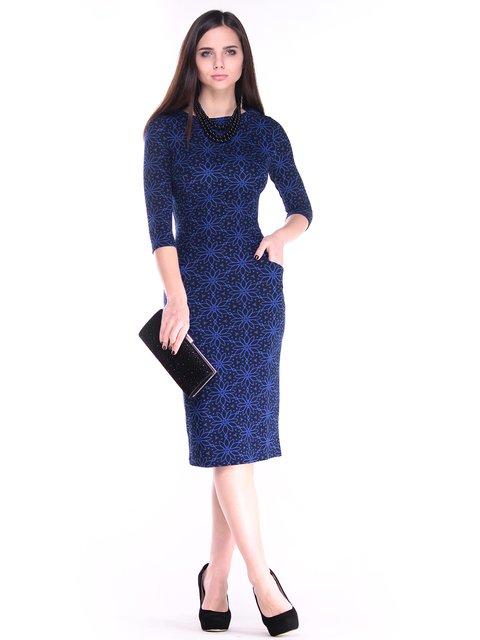 Сукня в принт Laura Bettini 2849562