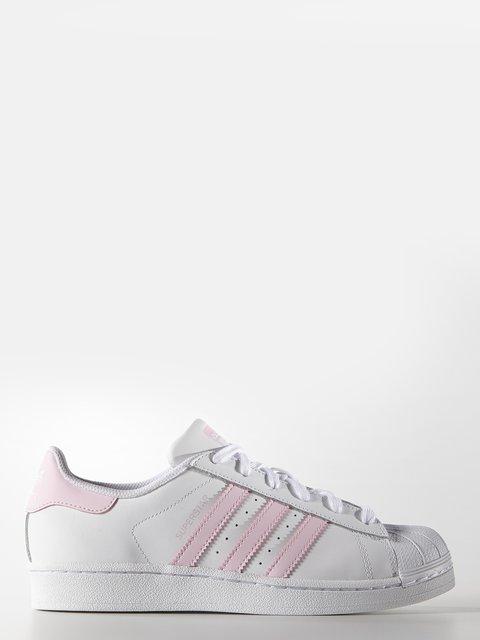 Кроссовки белые Adidas 2809159