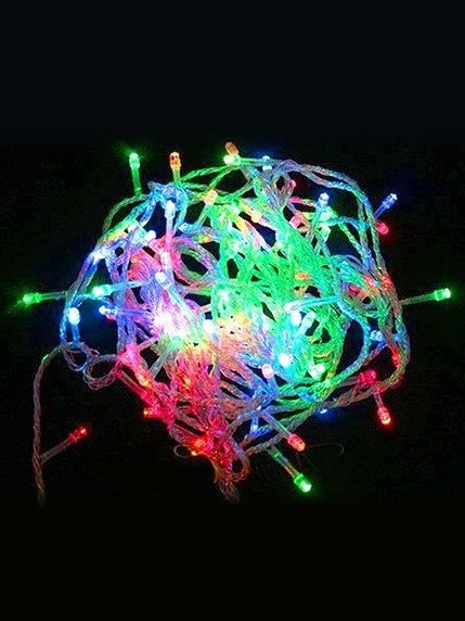 Гирлянда светодиодная LED 100 Веселі подарунки 2857887