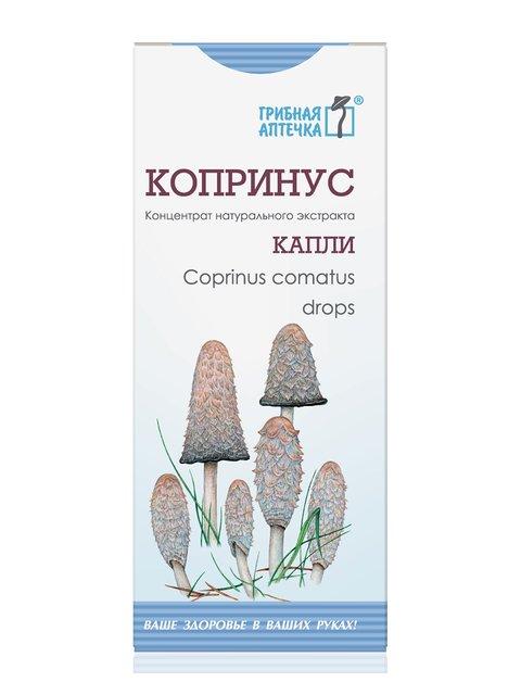 Капли «Гриб Копринус» (100 мл) ФБТ 2861346