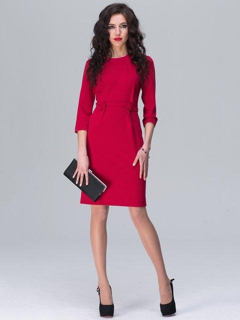 Платье красное Jet 2862304