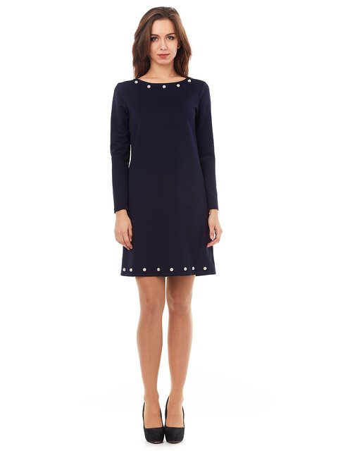 Платье синее BesTiA 2865839