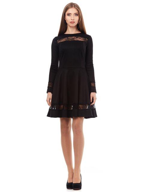 Платье черное Alana 2870986