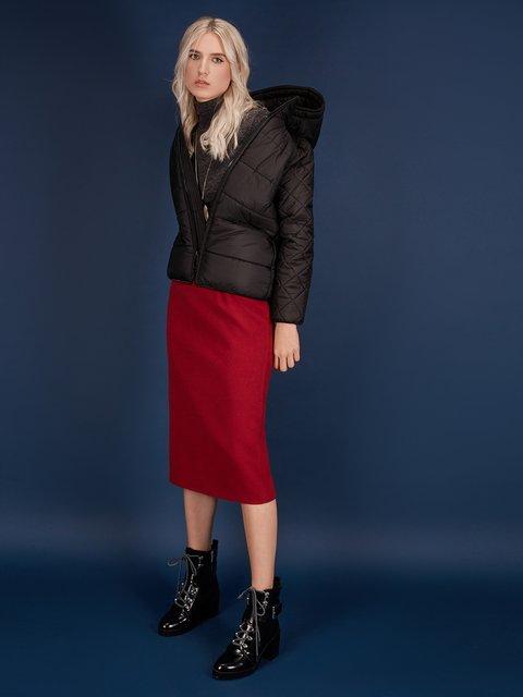 Куртка черная ANNA YAKOVENKO 2875468