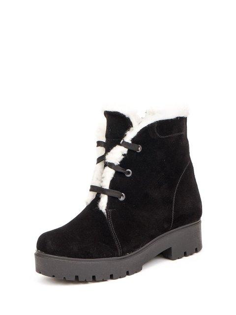 Ботинки черные Tops 2463625