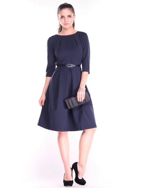 Сукня темно-синя Dioni 2844944