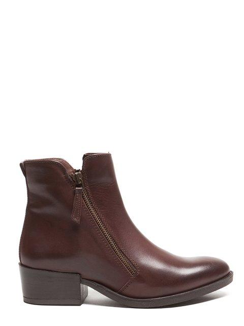 Ботинки коричневые Manas 2911440