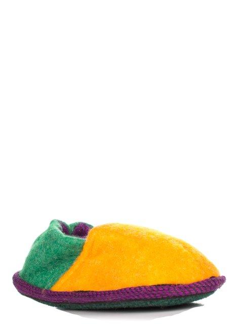 Тапочки жовто-зелені CIHA FUZHAO 2206105