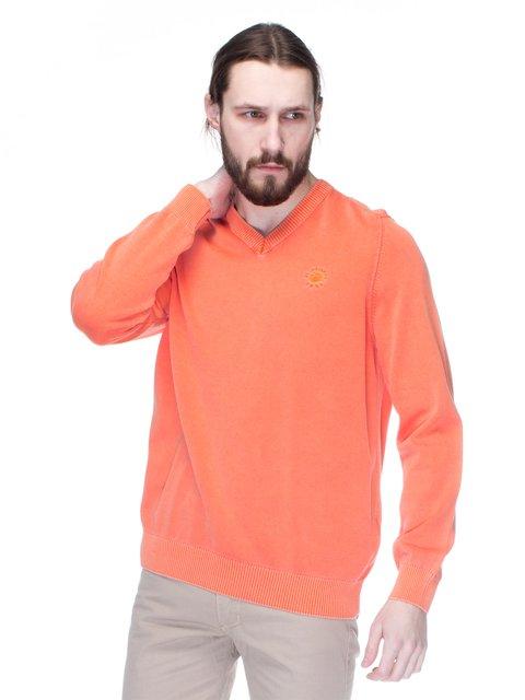 Пуловер помаранчевий Saint James 1352749