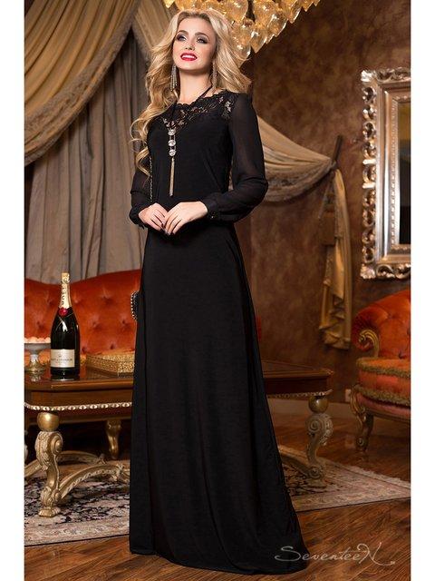 Сукня чорна Seventeen 2891226