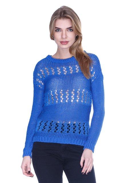 Джемпер синий Melcino 2921400