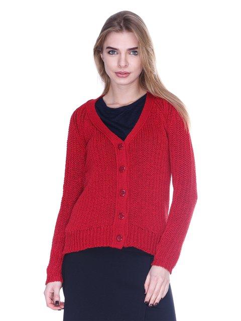 Кардиган красный Esprit 617881