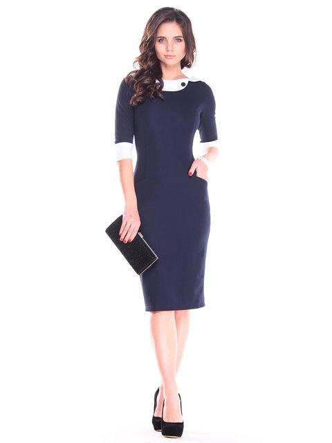 Платье темно-синее Maurini 2787721