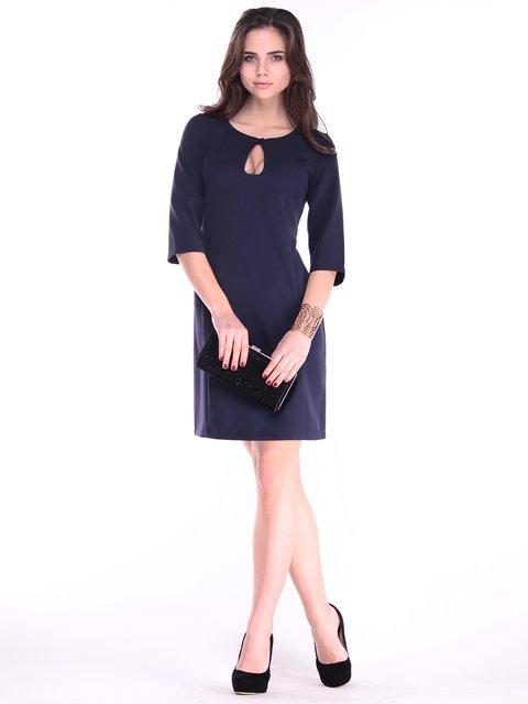 Сукня темно-синя Rebecca Tatti 2870775