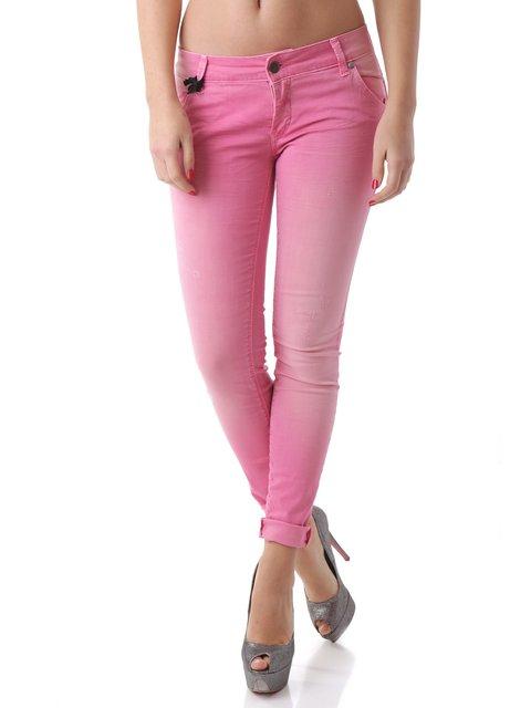 Штани рожеві Sexy Woman 2928279