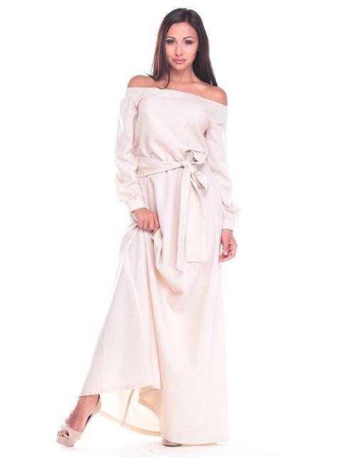 Платье светло-бежевое Rebecca Tatti 2932999