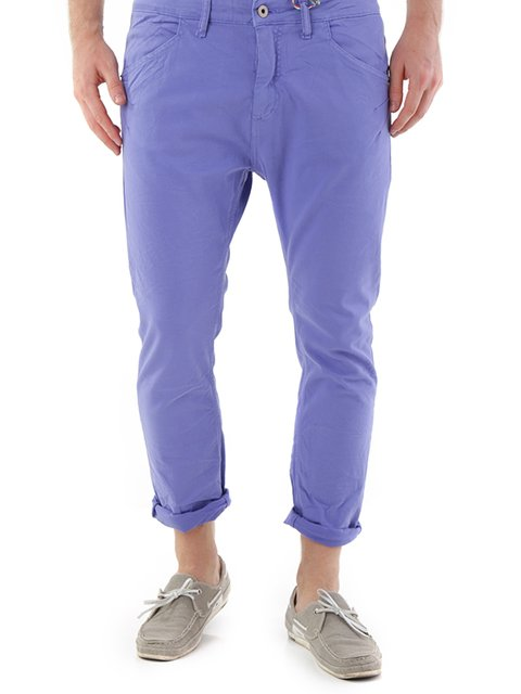 Штани синьо-фіолетові 525 2934195