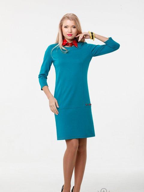 Платье бирюзовое Lesya 2046209
