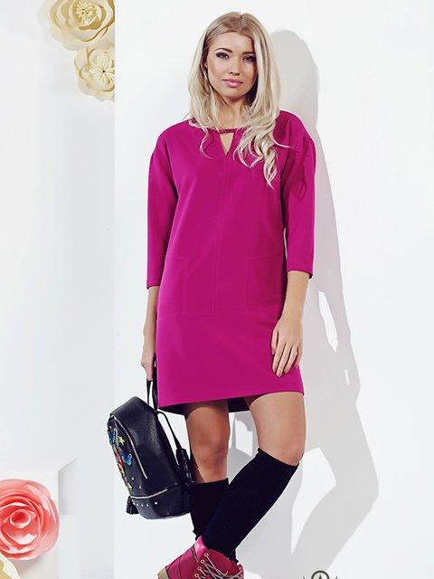 Сукня малиновго кольору Lesya 2937149
