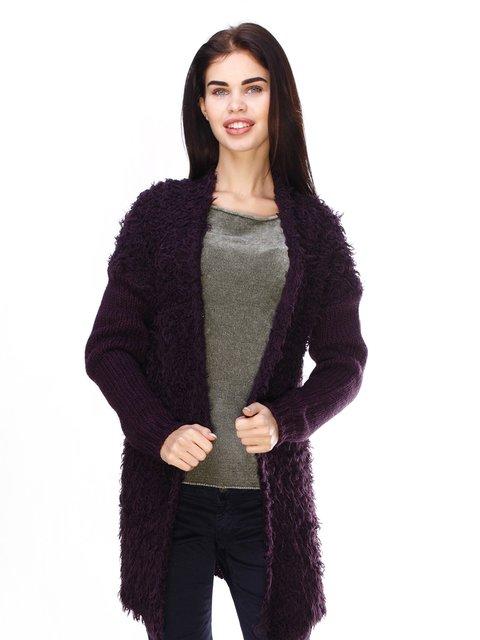 Кардиган фиолетовый Be Tween 2932182
