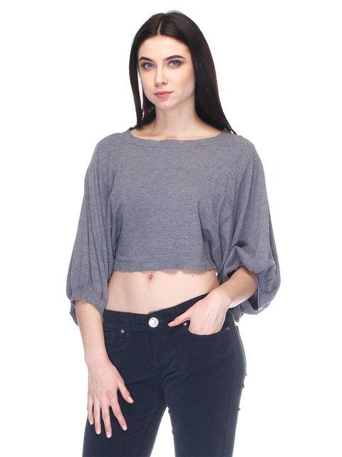 Блуза сіра Be Tween 2932257