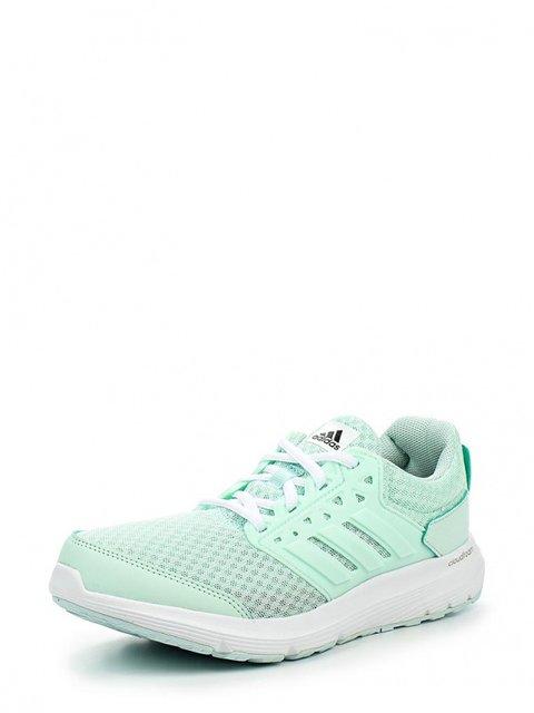 Кроссовки мятного цвета Adidas 2675813