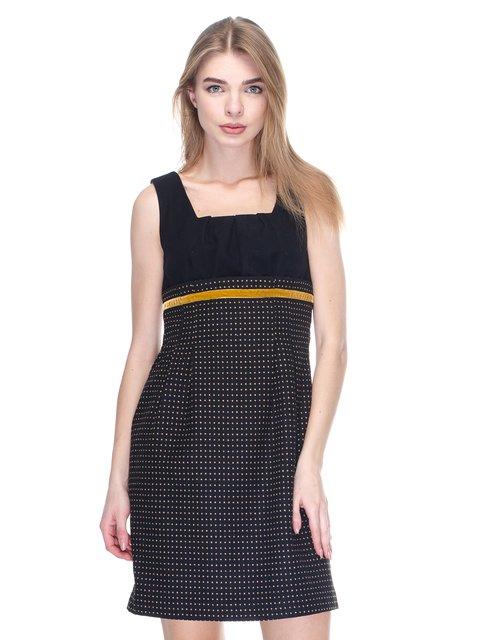 Платье черное PAUL BRIAL 2946802