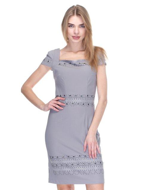 Платье серое PAUL BRIAL 2946788