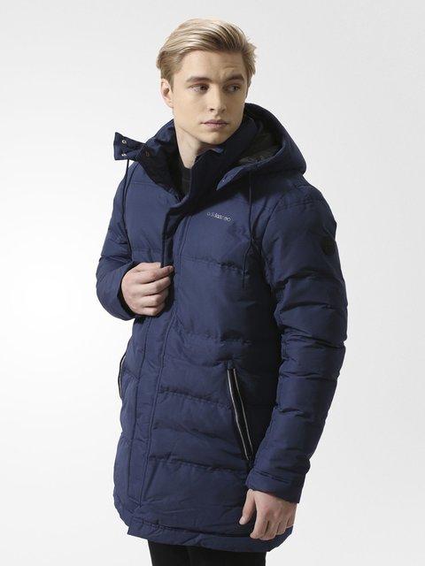 Куртка синяя Adidas 2676067