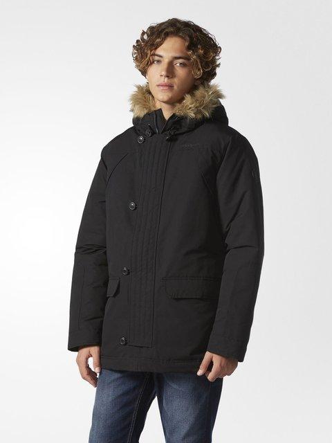 Куртка чорна Adidas 2748591