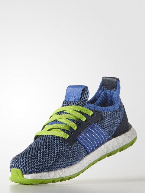 Кроссовки синие Adidas 2942660
