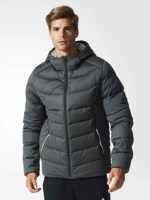Куртка серая Adidas 2676253