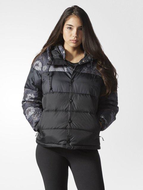 Куртка сіра Adidas 2956856