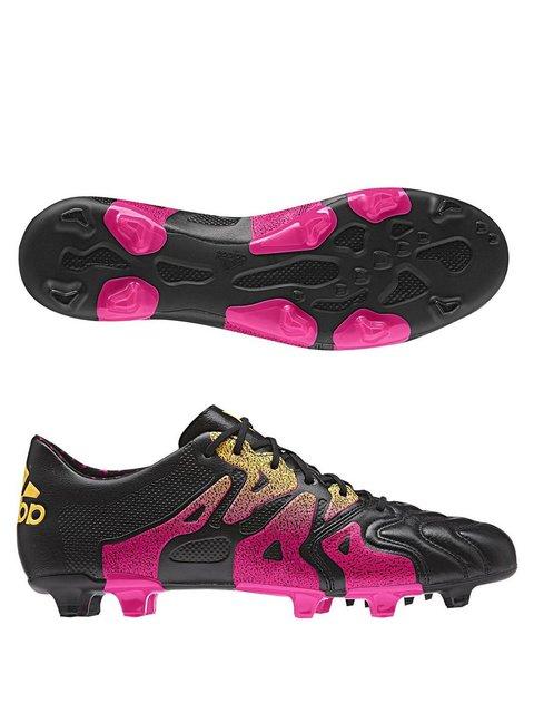 Бутсы черно-малиновые Adidas 2956825