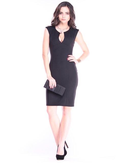 Платье-сарафан черное Dioni 2962762