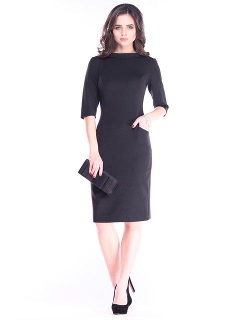 Платье черное Maurini 2962884