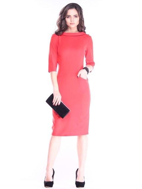 Платье красное Maurini 2962890