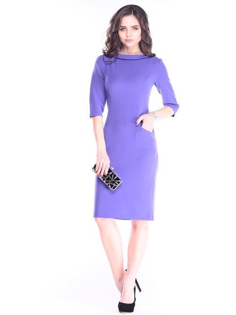 Платье сиреневое Maurini 2962891