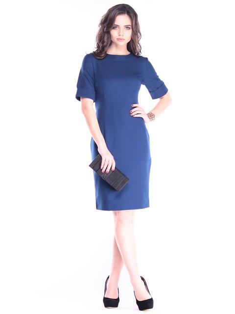 Платье синее Maurini 2962894