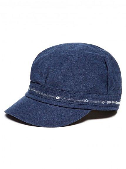 Кепка синяя Benetton 2957543