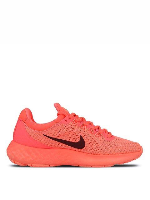 Кроссовки оранжевые Lunar Skyelux Nike 2966647