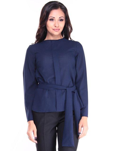 Блуза темно-синяя Laura Bettini 2952452
